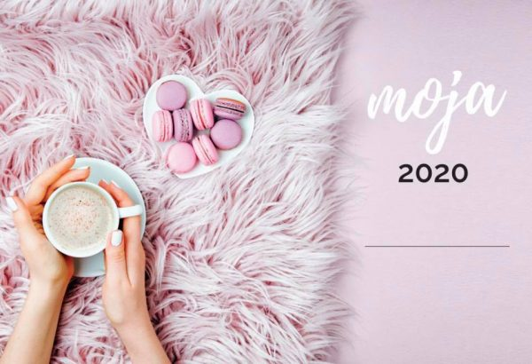 Glam planer i Moj Planer unutrašnjost 2020